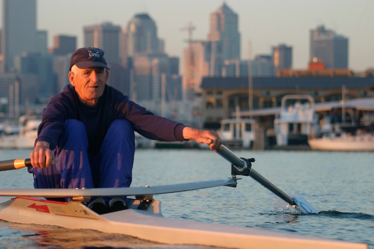 Seattle, Rowing, Frank Cunningham, Lake Union,