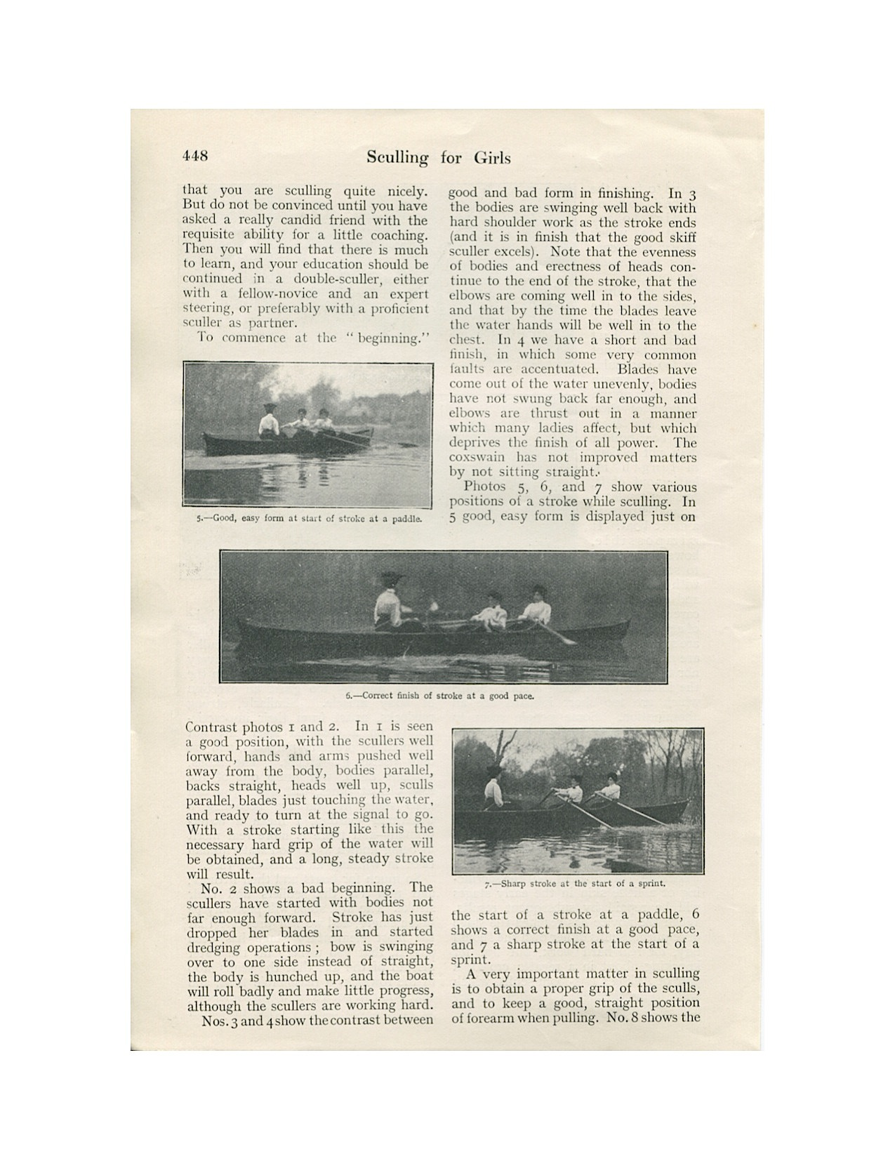 Sculling for Girls 1906-4