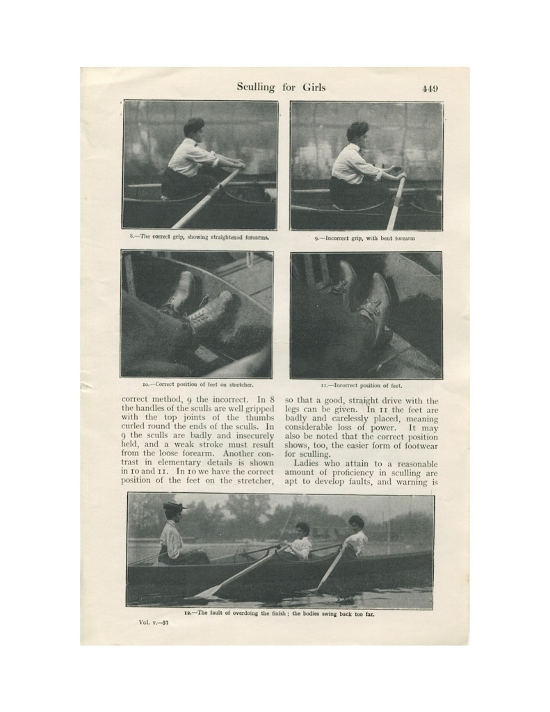 Sculling for Girls 1906-5
