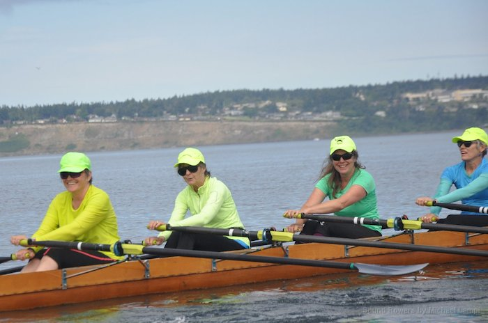 4x Riverside Kate Franco (S) Jeanne Costello, Peggy Myre and Michele Olsen (C) 1:06:12.2
