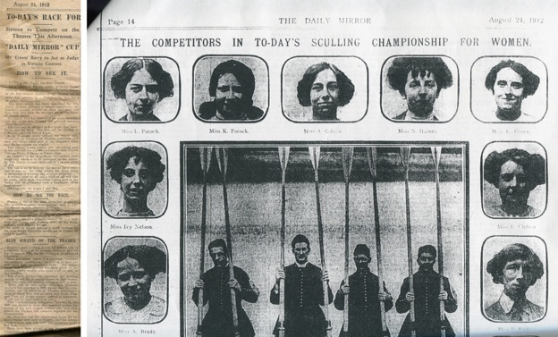 1912 Daily Mail composite