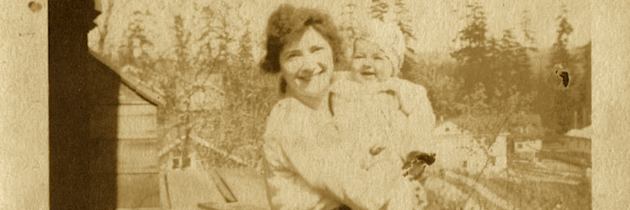 Kathleen Pocock (George's youngest sister)