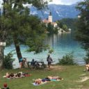 Masters Regatta in Lake Bled, Slovenia